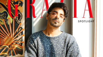 Aparshakti Khurana graces the Grazia cover looking dapper as ever