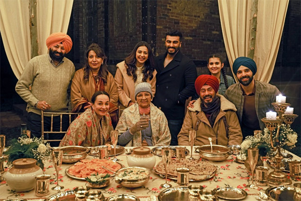 Arjun Kapoor is a dedicated grandson to Neena Gupta in heartwarming trailer of Netflix's Sardar Ka Grandson