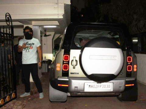 Arjun Kapoor splurges nearly Rs. 1 cr for his latest acquisition the Land Rover Defender
