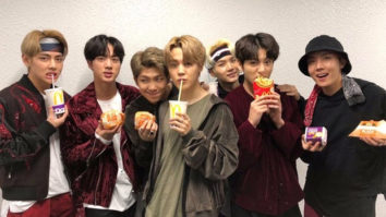 BTS and McDonald's partner for special meal, India included in the promotional campaign