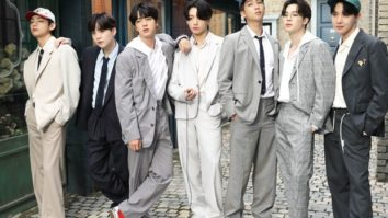 BTS plans to release new song in May 2021, Big Hit Music responds