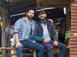 On The Sets Of The Movie Bhediya