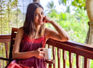 """Diana Penty - """"I finally learnt how to make tea on the stove during the lockdown"""""""
