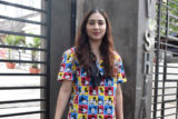 Disha Parmar spotted at Lokhandwala complex in Andheri