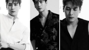 GOT7's Jackson Wang steals the spotlight with crisp aesthetic style for Harper's Bazaar Korea shoot