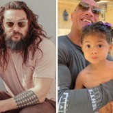 Jason Momoa sends sweet video birthday message to Dwayne Johnson's 3-year-old daughter Tiana who loves Aquaman