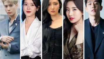 K-pop stars Jackson Wang, Hwasa, IU, and Start Up actors Suzy, Nam Joo Hyuk feature on Forbes 30 under 30 Asia 2021 list