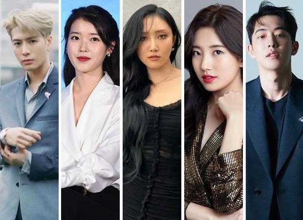 K-pop stars Jackson Wang, IU, Hwasa and Start Up actors Suzy, Nam Joo Hyuk feature on Forbes 30 under 30 Asia 2021 list