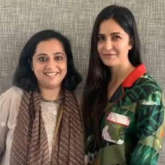 Katrina Kaif collaborates with emerging artist Gaurvi Sharma for Kay Beauty's new eyeshadow palette