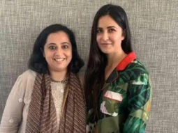 Katrina Kaif collaborates with emerging artist Gaurvi Sharma for Kay Beauty's new eyeshadow palette