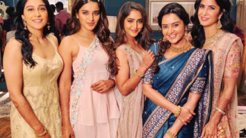 Katrina Kaif shares behind-the-scenes pictures from jewellery ad shoot with Regina Cassandra, Nidhhi Agerwal, Manju Warrier and Reba Monica John