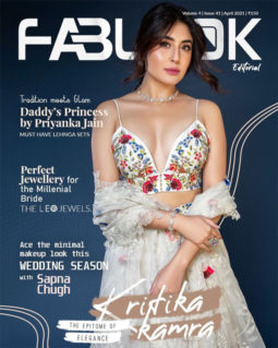 Kritika Kamra on the cover of Fablook