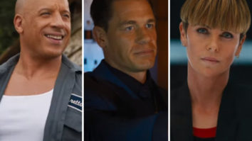 New trailer of F9 features Vin Diesel facing off John Cena and Charlize Theron, sends the crew to space