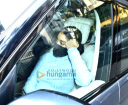 Photos: Janhvi Kapoor snapped at Jackky Bhagnani's house in Bandra
