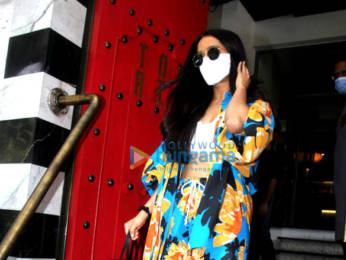 Photos: Shraddha Kapoor snapped at Tori restaurant