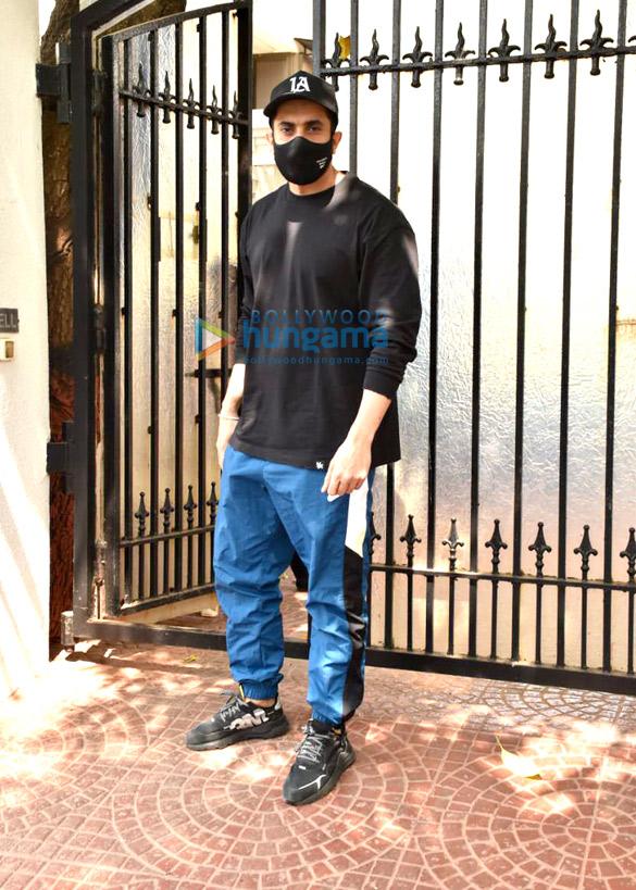 Photos Sunny Singh Nijjar snapped at Luv Ranjan's office in Juhu (3)