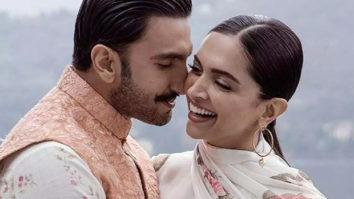 Ranveer Singh says he is 'proudest husband in the world' while praising Deepika Padukone