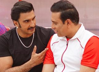 Ranveer Singh shares behind-the-scenes pictures with cricketer VVS Laxman, wishes him great season