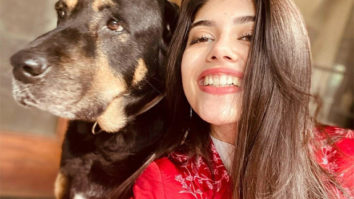 Sanjana Sanghi shares the joyful experience of having 5 pet dogs at her home