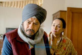 Movie Stills Of The Movie Sardar Ka Grandson