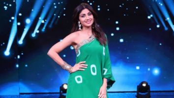 Shilpa Shetty Kundra brings a healthy treat for her colleagues on the sets of Super Dancer – Chapter 4