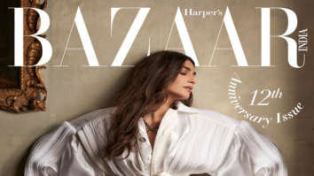 Sonam Kapoor Ahuja On The Cover Of Harper's Bazaar