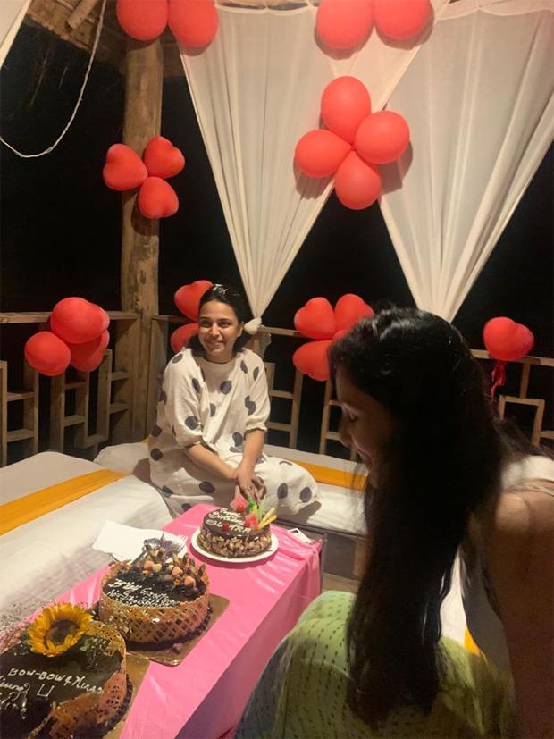 Swara Bhasker pumped about starting next schedule of Jahaan Chaar Yaar on her birthday in Goa