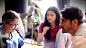 On The Sets Of The Movie The Rapist