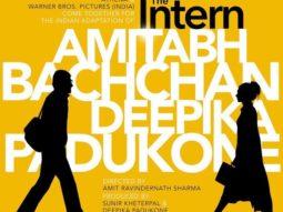 WE BROKE IT FIRST! Deepika Padukone and Amitabh Bachchan reunite for The Intern