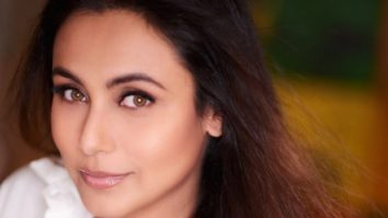 """""""I think learning for an artist never stops"""" - says Rani Mukerji on completing 25 years"""