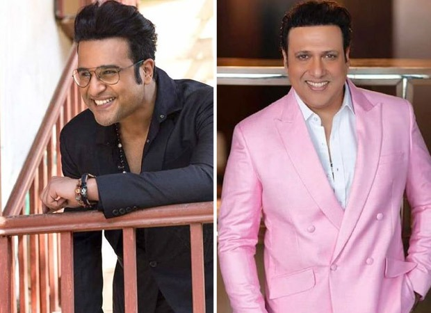 Krushna Abhishek says his comments about his uncle Govinda were blown out of proportion