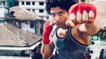 How Farhan Akhtar went from hating drills to learning the discipline of a boxer; this social media post says it all!