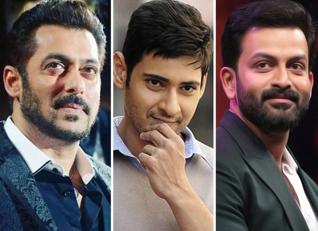 Superstars Salman Khan, Mahesh Babu, and Prithviraj Sukumaran come together to launch the teaser of the much anticipated film Major