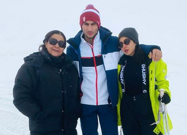 Sara Ali Khan sums up her Kashmir trip with brother Ibrahim Ali Khan and mother Amrita Singh with multiple pictures and videos