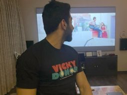 Ayushmann Khurrana completes nine years in Bollywood; shares memories from debut film Vicky Donor