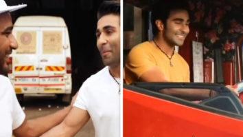 Meet Aadar Jain from Hello Charlie in this hilarious BTS video