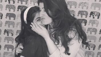 Twinkle Khanna shares video of daughter Nitara pointing out mistakes in a book and says she may become a copy editor