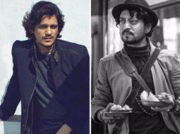 """""""He had this way of helping people that was so generous""""- Vijay Varma on Irrfan Khan"""