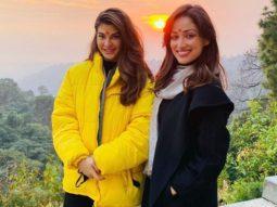 Yami Gautam says she's very fond of her Bhoot Police co-star, Jacqueline Fernandez