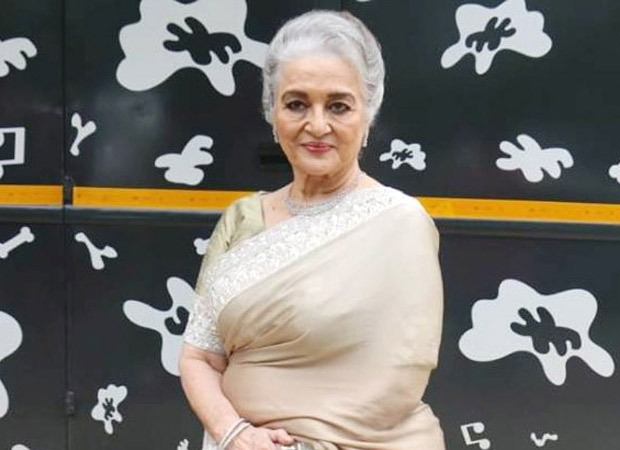 """Asha Parekh: """"I was very upset with those holiday pictures of ours. More than me, Waheeda Rehman and Helen were upset"""""""