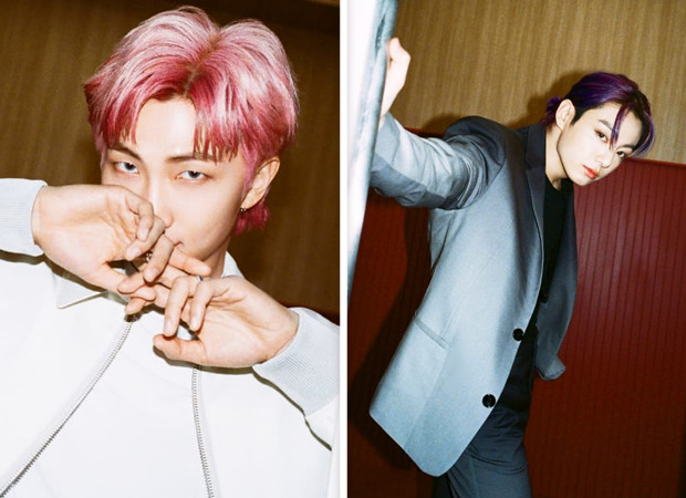 BTS' RM and Jungkook look sharp in teaser photos ahead of 'Butter' release on May 21 : Bollywood News