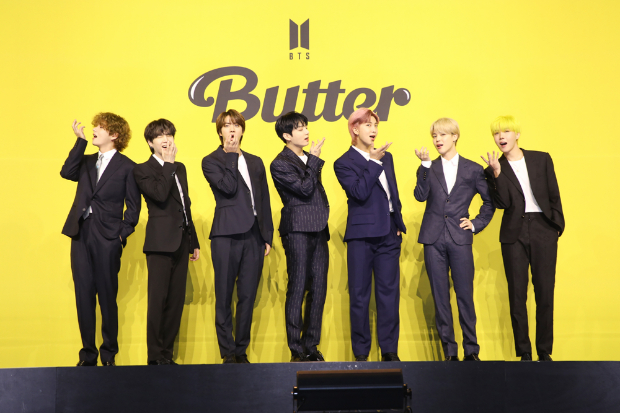 BTS speaks about their upbeat summer bop 'Butter', hopes for Grammys and their upcoming 8th anniversary