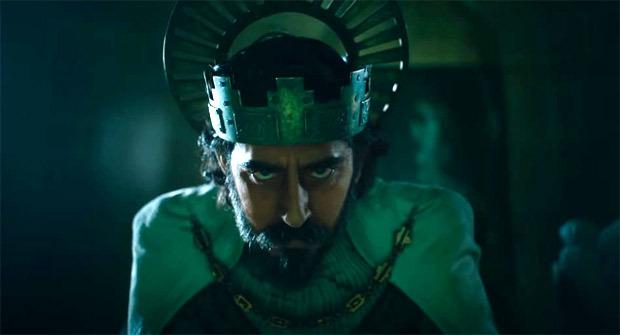 Dev Patel leads as King Arthur's nephew Sir Gawain in epic fantasy trailer The Green Knight