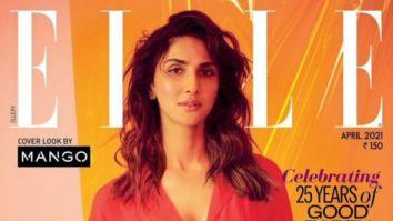 Vaani Kapoor On The Covers Of Elle