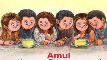 Friends: The Reunion gets a tribute from Amul in their latest topical