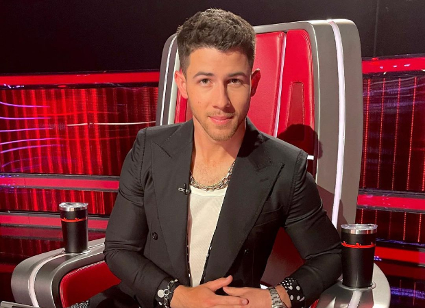 Nick Jonas returns to The Voice after hospitalisation, reveals he 'cracked rib from a spill on a bike'
