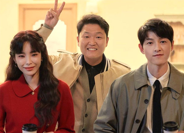 PSY confirms Vincenzo actor Song Joong Ki to star in Heize's upcoming music video : Bollywood News – Bollywood Hungama