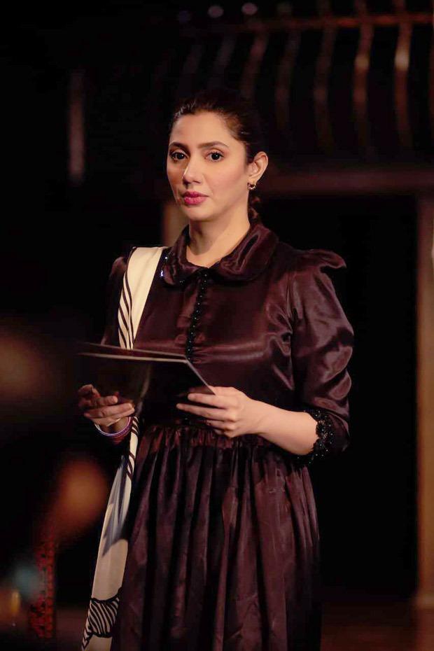 ज़ी के शो में भाग लेने के लिए पाकिस्तान की माहिरा खान
