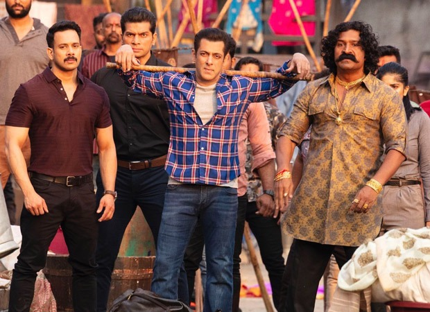 Radhe Box Office: Salman Khan starrer collects 200k USD [Rs. 1.46 cr.] on Day 4 in overseas