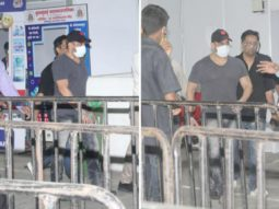 Salman Khan gets second dose of COVID-19 vaccine on Eid